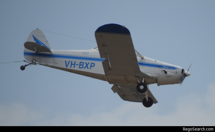 VH-BXP Photo #10975